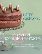 Red Velvet Chocolate Heartache Natural Cake Cookbook By Harry Eastwood