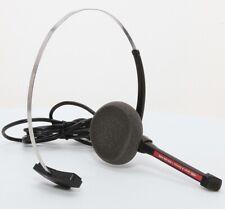 New Hme Hs12 Headset For Com6000 Com6100 Wireless Drive Thru Intercom Beltpacks