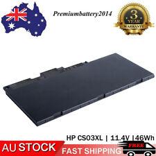 For HP Elitebook 745 755 840 850 G4 G2 G3 Battery CS03XL TA03XL HSTNN-I33C-4 AU