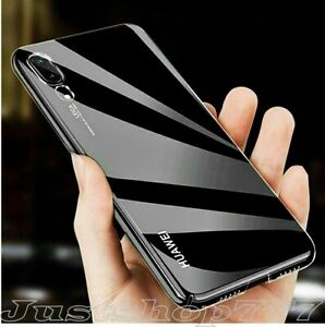Case for Huawei P30 Cover Crystal Clear Bumper Shockproof Slim New Edition