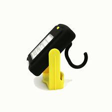 Portable 23 LED Night Work Light Flashlight Torch Lantern Lamp with Magnet Hook