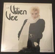 "VIVIEN VEE ""WITH VIVIEN"" RARE LP ITALO DISCO - SEALED"