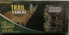 Distianert Digital Trail Camera- Easy to use to capture wildlife or yard images