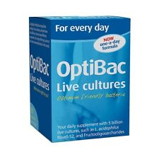Optibac Probiotics - For Every Day (for daily wellbeing) - 30 Capsules
