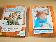 PIPPI LANGSTRUMPF - TV Edition  - alle 21 TV Episoden - Serie in einer Box 5 DVD