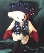 Boyds Plush Bear- Victoria E Shutterbear