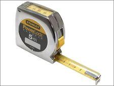 Stanley Tools - Powerlock Tape 5m (Width 19mm) Top Reader - 0-33-932