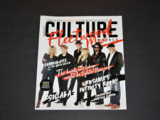 Culture Magazine Nov'18 Fleetwood Mac Concert Preview Issue Rare New!