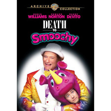 DEATH TO SMOOCHY R.Williams D.DeVito NEW DVD Box FREE Post  mmoetwil@hotmail.com