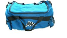 Kappa Sports Bag Duffle bag Holdall Kitbag Royal blue and black