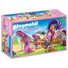 PLAYMOBIL Royal Couple and Carriage with Horse Mane to Comb - Princess 6856