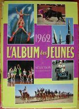 Album Des Jeunes  1962 Selection du Reader's digest