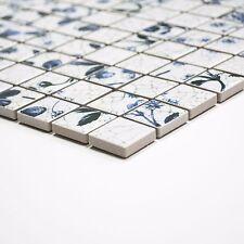 Mosaik Strawberry blau für Küche Bad WC Sauna Dusche und Wohnwände