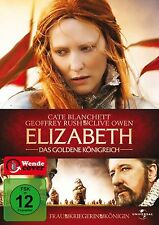 Elizabeth Das goldene Königreich - Cate Blanchett - DVD - OVP - NEU