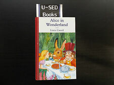 ALICE IN WONDERLAND By Lewis Carroll (2004), Hardcover