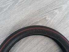 raleigh chopper mk 1  mk 11  new  original  redline front tyre vintage original