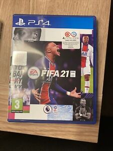 FIFA 21 (PS4, 2020)