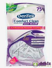 DenTek Comfort Clean Silky Floss Easy Reach Picks 60 Dental Care Oral Hygiene