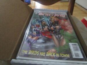 DC Comics Books Birds of Prey Issue # 1-11