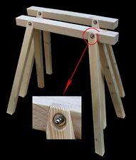 2 x Stützböcke neu,Arbeitsböcke,Montageböcke,Schreinerböcke,Lagerböcke,Holzbock
