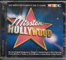 2 CD Titanic, Rocky, Dirty Dancing, la barca 'Mission' Hollywood Nuovo/Scatola originale colonna sonora