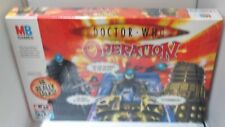 Dr Doctor Who Operation Game Daleks Talk Exterminate BBC MB 100 Complete VGC