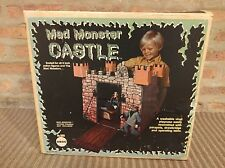 1974 Mego Mad Monsters Castle Playset includes Original Box