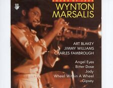 CD WYNTON MARSALIS	the sound of jazz	EX+ (B0282)
