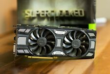 EVGA GeForce GTX 1070 Super Clocked Black Edition Gaming Graphics Card 8GB GDDR5
