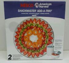 New Add Trays LT-2SG Nesco American Harvest Food Dehydrator Electric Dryer Fruit