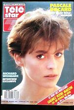 TELE STAR 8/08/1988; Pascale Rocard/ Richard Widmark/ Désirée Widmark/ Liz Taylo