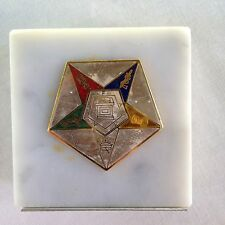 Order of the Eastern Star Grand Chapter of Virginia 1976 Paper Weight