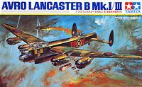Tamiya 61112 Avro Lancaster B Mk.I/III  1/48 scale kit