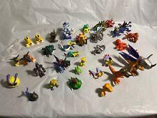 Digimon Original Toy Set Mini Size Lot Rare