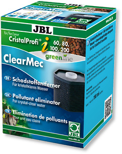 JBL CristalProfi Clearmec i60 i80 i100 i200 remove algae treatment greenline CP