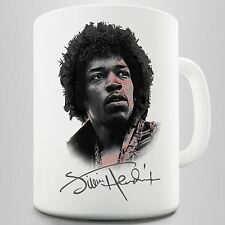 Jimi Hendrix Novelty Coffee Mug