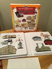 Vintage The Cat's Meow Village Series Xvi Route 66 Collection Limited Ed Box Set