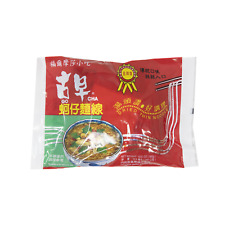 Go Cha Dried Misua Noodles Oyster Flavor 古早蚵仔面线