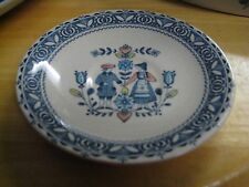 "Johnson Brothers Staffordshire Old Granite Hearts and Flowers 5-1/2"" Saucer"