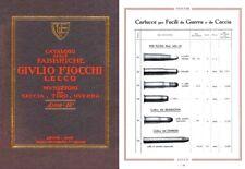 Fiocchi 1926 Ammunition (Italian)