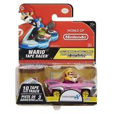 "Nintendo ""wario Stadium Tape Racer Toy"