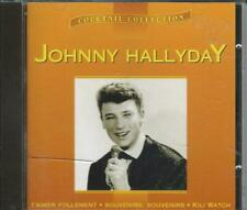 CD JOHNNY HALLYDAY - T'aimer follement (occasion) *