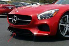 Für Mercedes AMG GT Echt Carbon Lippe Spoiler GTS GT