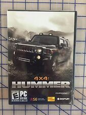 4X4 HUMMER PC DVDROM * BRAND NEW FACTORY SEALED *