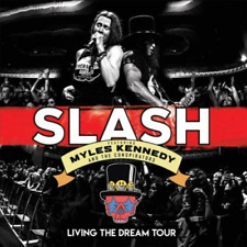 SLASH feat. MYLES KENNEDY... - LIVING THE DREAM TOUR 2CD/DVD Released 20/09/2019