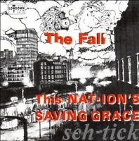 THE FALL - THIS NATIONS SAVING GRACE  CD NEW!