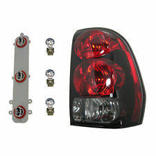 Right Passenger Side Taillight w/ Circuit Board Fits 2002-2008 Chevy Trailblazer