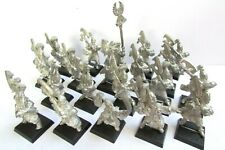 OOP Citadel / Warhammer High Elves Metal White Lions Of Chrace