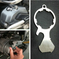 2in1 Engine Oil Filler Cap Cover Screw Remover Install Wrench For BMW R1200GS 1x