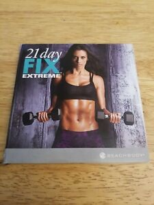 Beachbody 21 Day Fix Extreme DVD